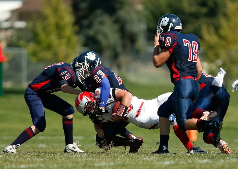football, american football, tackle
